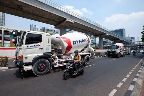 Solusi Bangunan Indonesia Kantongi Pendapatan Rp 2,46 Triliun