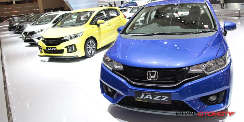 Hatchback Honda Jazz
