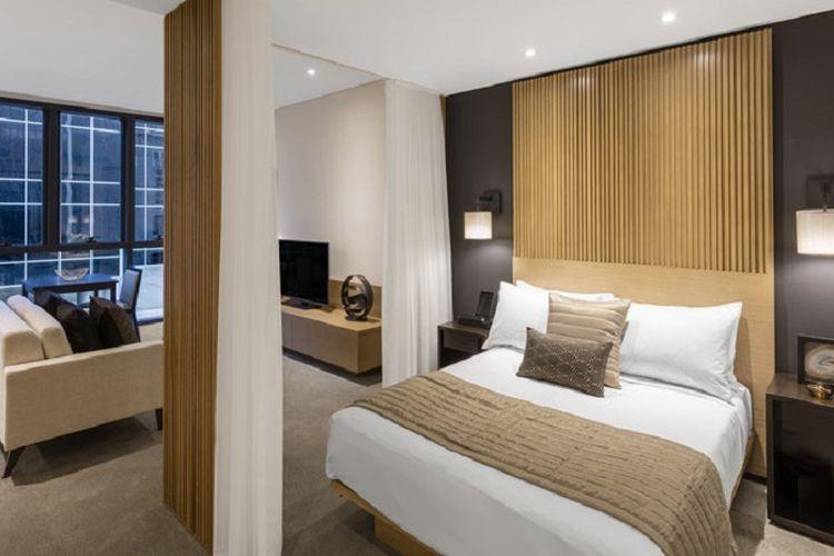 Tipe kamar di Skye Hotel Suites