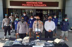 Kronologi Polisi Dikeroyok 7 Orang di Kota Solo, Berawal dari Kecelakaan Mobil dan Motor