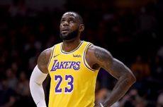 LeBron James Diminta Maklum Jika NBA Lanjut Bermain Tanpa Penonton