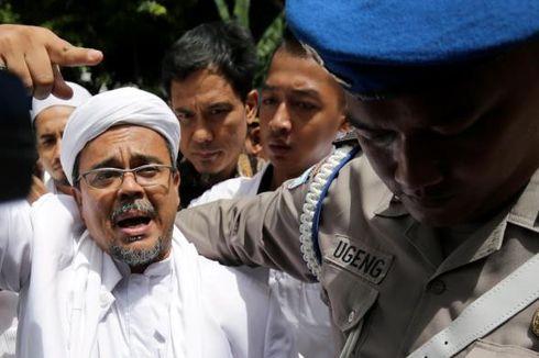 Rizieq Shihab Ditetapkan sebagai Tersangka Dugaan Penistaan Pancasila