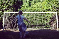 Putri David Beckham Lebih Suka Sepakbola Ketimbang Mode