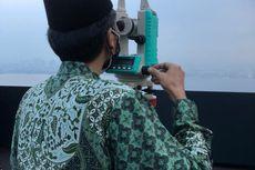 Rukyatul Hilal Penentuan 1 Syawal Dilakukan di Gedung Tertinggi di Kota Surabaya