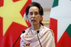 Aung San Suu Kyi, Australian Advisor Charged in Myanmar with Official Secrets Violations
