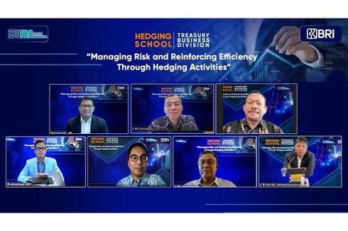 Dorong Kebangkitan Ekonomi melalui Perdagangan Internasional, BRI Gelar Hedging School 2021