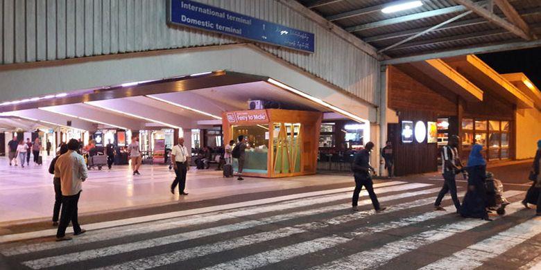 Bandara Velana di Maladewa, Jumat (14/7/2017).