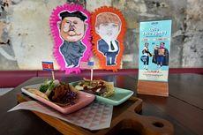 Kuliner Bertema Trump dan Kim Muncul di Singapura