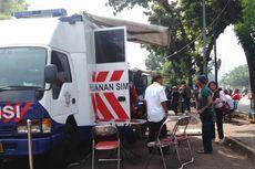 Daftar Lokasi Layanan SIM Keliling di Jakarta Jumat Ini