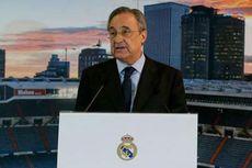 Presiden Real Madrid Janjikan Penghormatan Khusus untuk Lorenzo Sanz