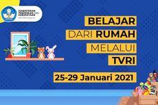 Jadwal TVRI Belajar dari Rumah, Selasa 26 Januari 2021