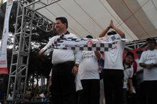 Sosialisasi, Jalan Sehat untuk Pemilu Digelar di Silang Monas