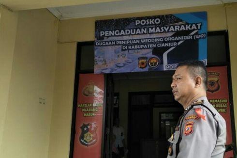 Pemilik Wedding Organizer Bodong di Cianjur Ditangkap Dalam Keadaan Hamil Tua, Status Belum Tersangka