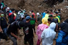 3 Korban Tewas Kembali Ditemukan, Total Korban Longsor Gowa 33 Orang