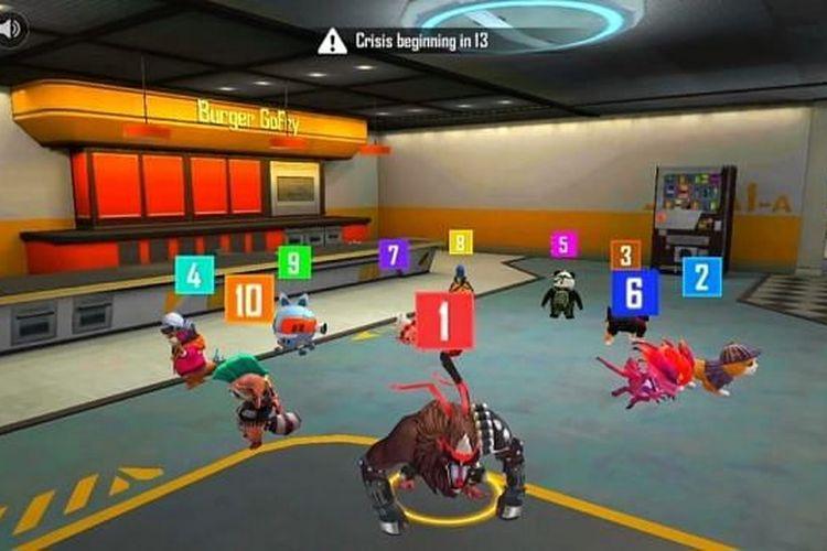 Pet Rumble, sebuah mode permainan baru yang hadir dalam game battle royale Free Fire.