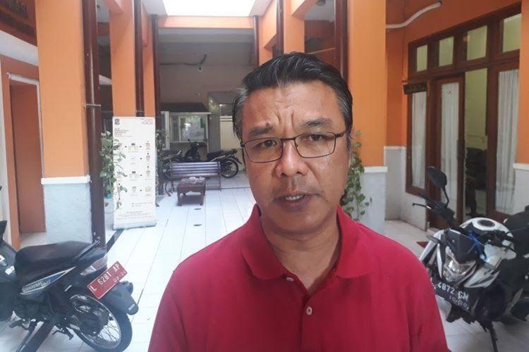 Koordinator Protokol Komunikasi, Gugus Tugas Percepatan Penanganan Covid-19 Surabaya, M. Fikser