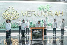 Diresmikan Jokowi, 145 Kamar Hotel Meruorah Siap Terima Wisatawan