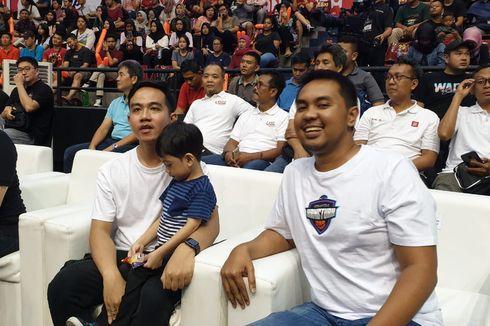 Apresiasi Stafsus Presiden Jokowi soal Piala Presiden Bola Basket 2019