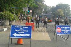 Jelang Putusan MK, Sudirman-Thamrin Ramai Lancar