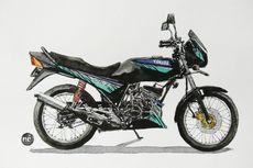 Yamaha RX-Z, Laris di Malaysia Tumbang di Indonesia