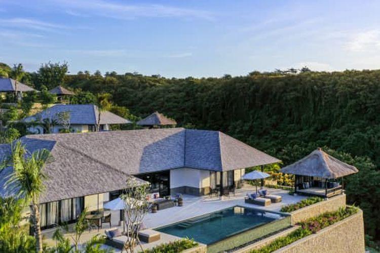Hotel Raffles milik Accor Hotel di Bali, Indonesia
