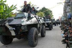 Militer Filipina Gempur Posisi Pasukan MNLF dari Udara