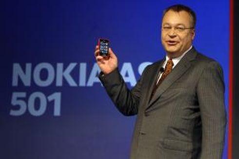 Mantan Bos Nokia Hengkang dari Microsoft