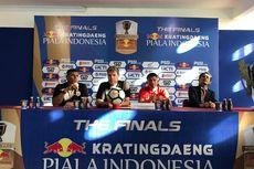 Final Piala Indonesia 2019, Alasan Persija Tidak Uji Lapangan di Makassar