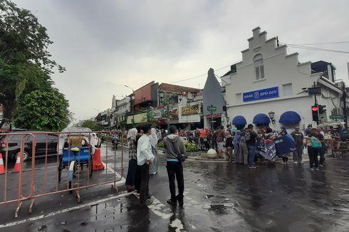 Dampak Tol Trans Jawa, Malioboro Terus Dipadati Kendaraan Jelang Tahun Baru