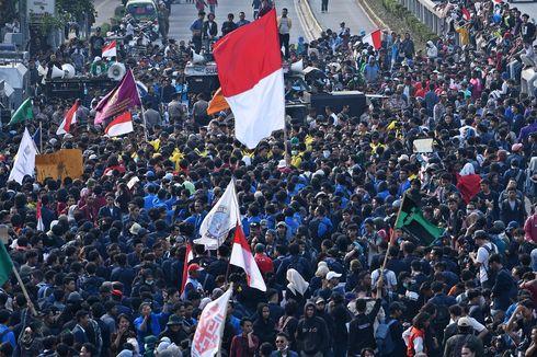 UI Tak Melarang Mahasiswanya Unjuk Rasa ke Gedung DPR/MPR RI