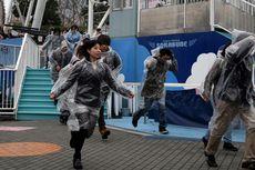 Jepang Tangguhkan Latihan Simulasi Evakuasi Serangan Rudal Korea Utara