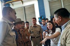 Anggota DPRD Berdebat dengan Lurah soal Pompa Air Teluk Gong yang Terendam Banjir