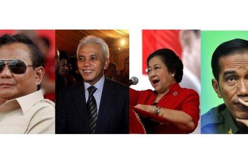 Skenario PAN: Prabowo-Hatta, Jokowi-Hatta, atau Mega-Hatta