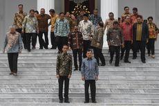 5 Tahun Bersama Kabinet Kerja, Jokowi Sebut Setiap Hari Spesial