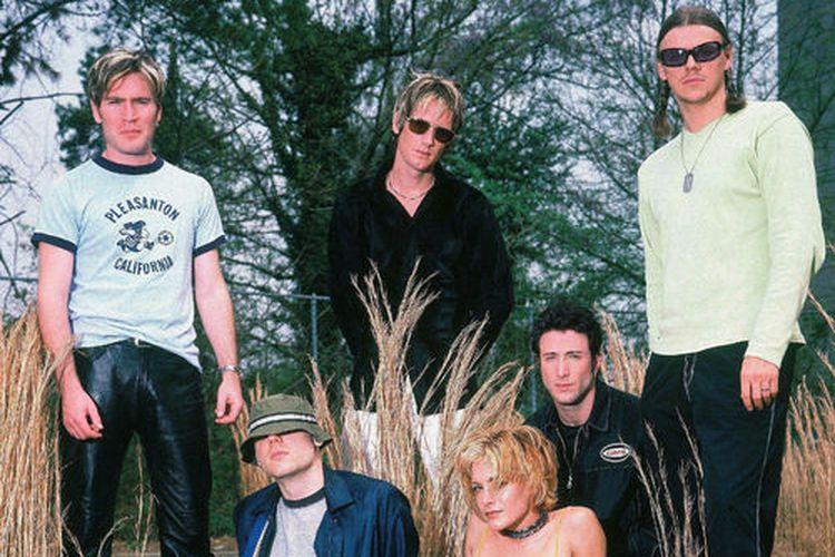 Grup musik New Radicals.