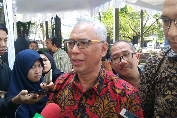 Kepala BPPD Kota Bandung Arif Prasetya.