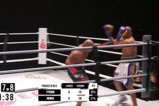 Mike Tyson Bakal Lumpuhkan Holyfield dalam Pertarungan Rp 1,4 T