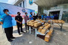 Dikemas Kotak Kayu, 301 Kilogram Ganja Dibawa Truk dari Aceh ke Bogor