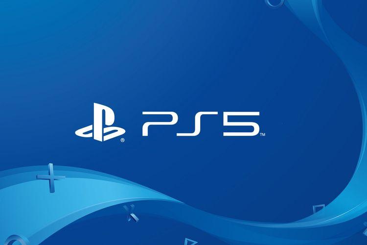 Ilustrasi Logo PlayStation 5