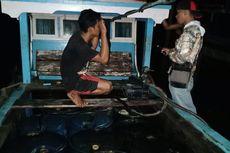 Kapal Kayu Bermuatan 3 Ton Solar Illegal Diamankan Saat Bersandar di Dermaga