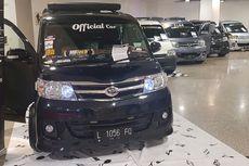 Kompetisi Modifikasi Mobil Daihatsu Dimulai