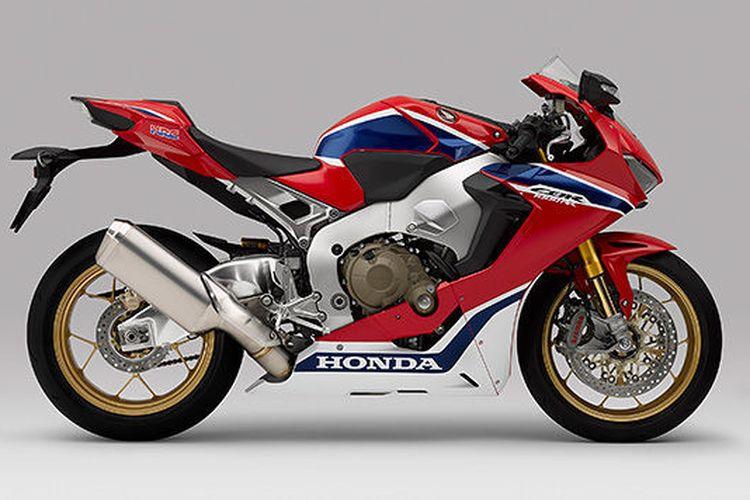 Honda CBR1000RR 2017