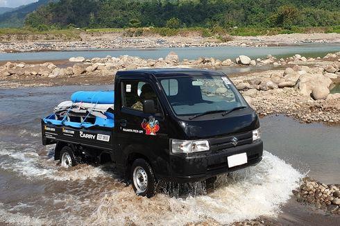Suzuki Buatan Cikarang dan Tambun Laris Manis, Carry Pikap Terbanyak