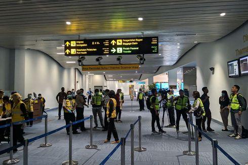 Bandara Soekarno-Hatta Berlakukan Larangan Kedatangan WNA