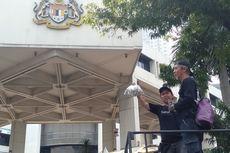 Demo, Ratusan Pengemudi Gojek Kumpulkan Koin untuk Ongkos Bos Taksi Malaysia