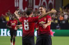 Juan Mata Siap Tempati Lini Depan jika Dibutuhkan Man United