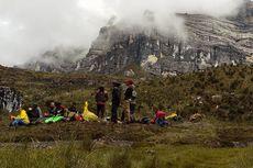 Sejumlah Turis Asing Batal Mendaki Gunung Carstensz, Ada Apa?