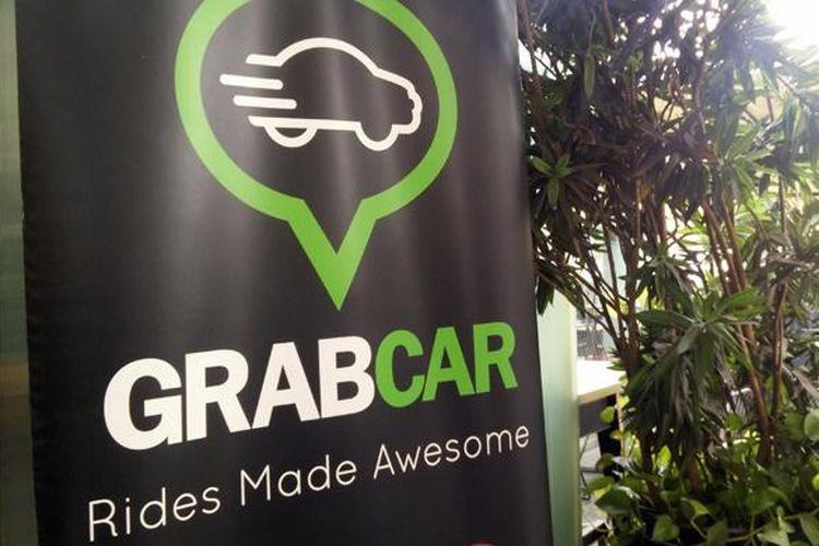 Logo GrabCar.