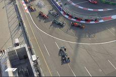 Bencana Tim Mercedes di GP Azerbaijan