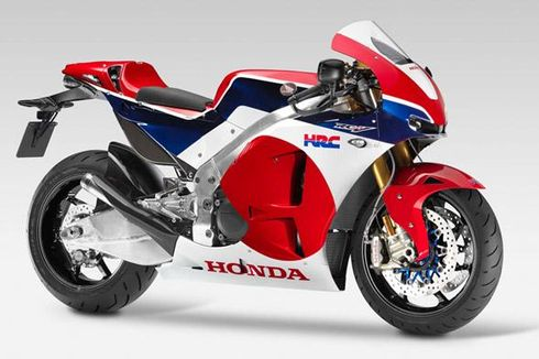 Siapa Mau Pesan Sepeda Motor Sport Honda Seharga Rp 2,3 Miliar Ini?